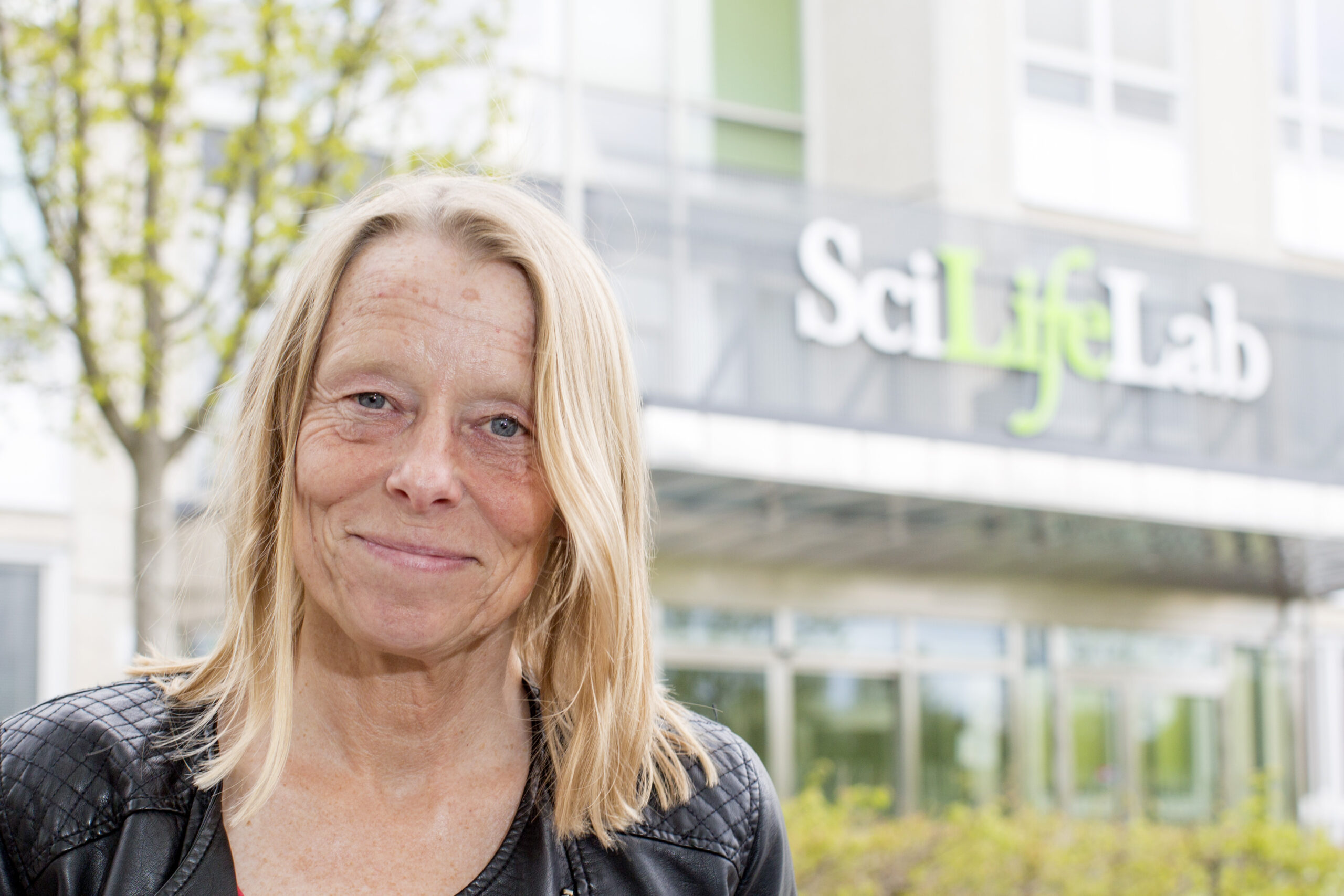 Siv Andersson new Co-Director for SciLifeLab - SciLifeLab