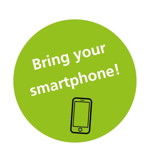 bring your smartphone