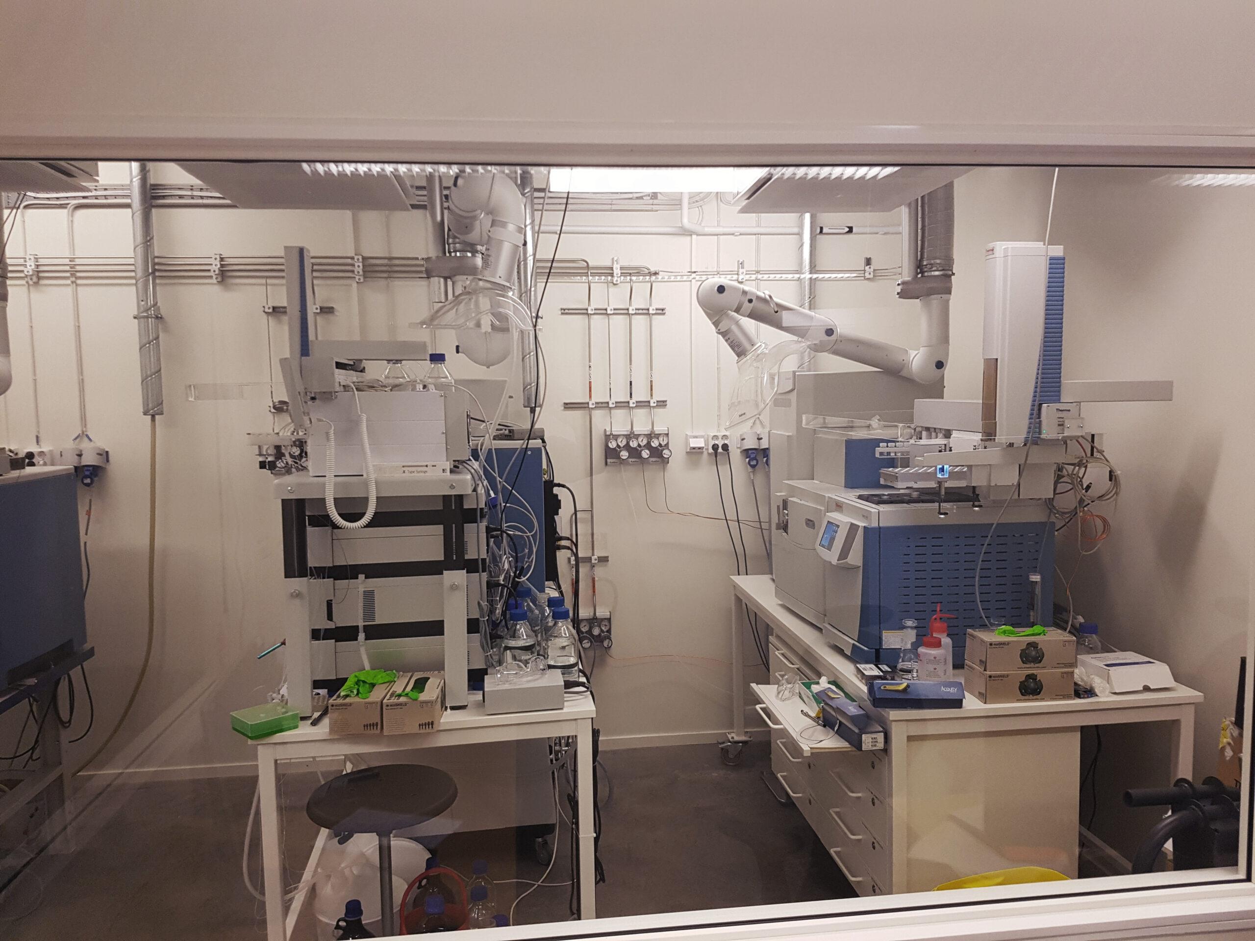 Ultra Target Lab at SciLifeLab