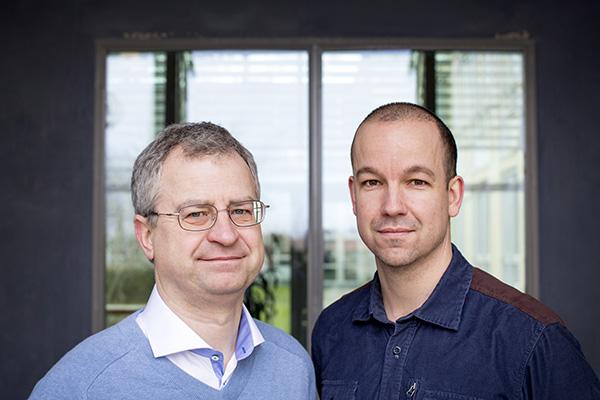 Jan Dumanski and Lars Forsberg
